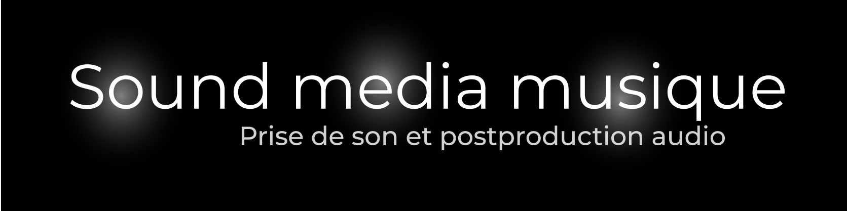 Sound media musique